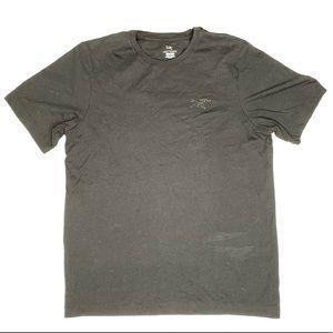 Arcteryx Spellout Logo Shirt Tee Essential Small